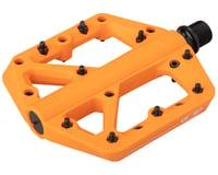 Image 1 for Crankbrothers Stamp 1 Platform Pedals (Orange) (S)