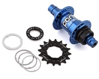 Crupi Quad Rear Hub (Blue) (36H) (10mm)