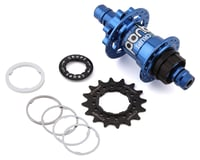 Crupi Quad Rear Disc Brake Hub (Blue) (36H) (10mm)
