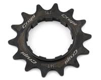 Crupi Chromoly Cassette Cog (Chrome)