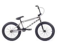 "Cult 2021 Access BMX Bike (20"" Toptube) (Raw)"
