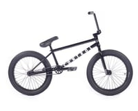 "Cult 2021 Control BMX Bike (20.75"" Toptube) (Black)"