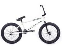 """Cult 2021 Devotion BMX Bike (21"""" Toptube) (Panza White)"""