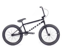 "Cult 2021 Gateway BMX Bike (20.5"" Toptube) (Black)"