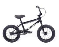 "Cult 2021 Juvenile 14"" BMX Bike (14.5"" Toptube) (Black)"