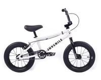 """Cult 2021 Juvenile 14"""" BMX Bike (14.5"""" Toptube) (White)"""