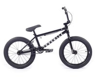 "Cult 2021 Juvenile 18"" BMX Bike (18"" Toptube) (Black)"