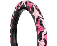 Cult Vans Tire (Pink Camo/Black)
