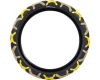 Cult Vans Tire (Yellow Camo/Black)