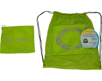 Cycleaware Stow-Away Packable Backpack (Neon Green)