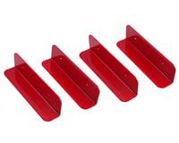 Image 2 for DaHANGER Dan Pedal Hook Set (Red) (2 Pack)