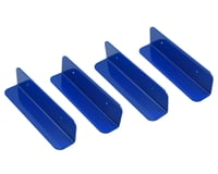 Image 2 for DaHANGER Dan Pedal Hook Set (Blue) (2 Pack)