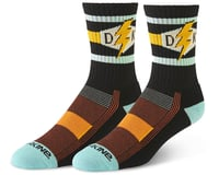 Dakine Step Up Cycling Socks (Nile Blue)