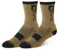 Dakine Step Up Cycling Socks (Dark Olive)