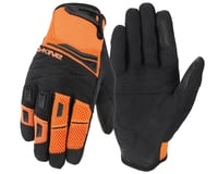 Dakine Cross-X Bike Gloves (Vibrant Orange)