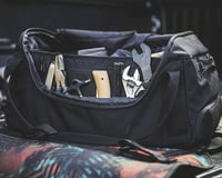 Image 3 for Dakine Descent Bike Duffle Bag (70L) (Black)