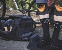 Image 4 for Dakine Descent Bike Duffle Bag (70L) (Black)