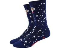 "DeFeet Aireator 6"" Doggo Sock (Navy Blue)"