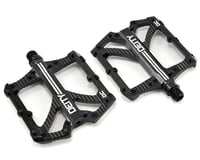 "Image 1 for Deity Bladerunner Pedals (Black) (9/16"")"