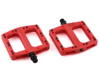 Deity Deftrap Pedals (Red)
