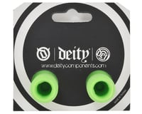 Image 2 for Deity Plunger Nylon End Plugs (Green)