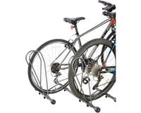 Image 3 for Delta Shop Rack Adjustable Floor Stand w/ Wheels (Holds One Bike)