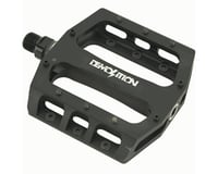 Demolition Trooper AL Pedals (Flat Black)