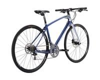 Image 2 for Diamondback Interval Carbon Flat Bar Road Bike - 2016 (Blue)