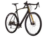 Image 1 for Diamondback Haanjo Comp Carbon Gravel Bike - 2017 (Raw Metal)