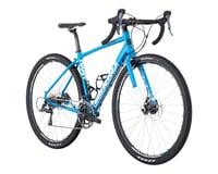 Image 1 for Diamondback Haanjenn Tero Women's Gravel Bike -- 2017 (Blue) (56)