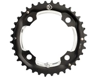 Image 2 for Dimension Middle Chainring (Silver) (104mm BCD) (36T)