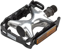Dimension Compe Pedals (Black/Silver)