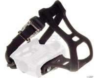 Dimension Toe Clip & Strap Set (Black)