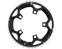 Image 2 for Dimension Multi Speed Outer Chainring (Black) (110mm BCD) (50T)