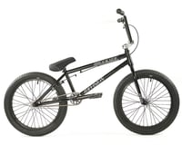"Division Brookside 20"" BMX Bike (20.5"" Toptube) (Black/Polished)"