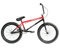 "Division Brookside 20"" BMX Bike (20.5"" Toptube) (Black/Red Fade)"