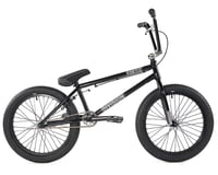 "Division Fortiz 20"" BMX Bike (21"" Toptube) (Black/Polished)"