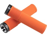 Image 2 for DMR Brendog Death Grip: Flangeless, Lock-On, Thick, Orange