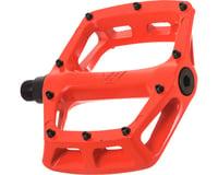 """Image 1 for DMR V8 Pedals, 9/16"""" Alloy Platform Red"""