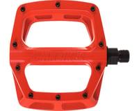 """Image 2 for DMR V8 Pedals, 9/16"""" Alloy Platform Red"""