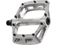 DMR V8 Pedals (Polished/Silver) (Alloy Platform)
