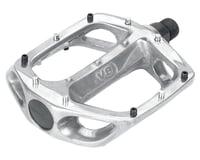 """DMR V8 Classic Pedals (Polished/Silver) (Alloy Platform) (9/16"""")"""