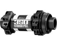 DT Swiss 350 Straight-Pull Front Disc Hub (Black) (28H)