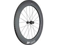 DT Swiss ARC 1100 DiCut 80 Rear Wheel - 700, QR x 130mm, Rim Brake, HG 11, Black