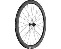 DT Swiss ERC 1100 DiCut 47 Front Wheel - 700, 12/QR x 100mm, 6-Bolt /Center-Lock