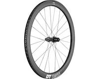 DT Swiss ERC 1400 db 47 Spline Rear Wheel: 700c, 12 x 142mm, Centerlock Disc