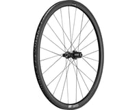 DT Swiss PRC 1400 Spline Rear Wheel (Black) (700c) (QR x 130mm) (Rim Brake)