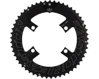 Image 2 for Easton Asyemetric 4-Bolt Outer Chainring (Black) (110mm BCD) (53T)