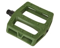 "Eclat Seeker Composite Platform Pedals (Army Green) (9/16"") | alsopurchased"