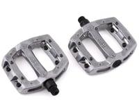 Eclat Slash Aluminum Platform Pedals (Raw) | relatedproducts